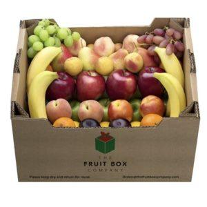 A Meduim Office Fruit Box 75 pieces 10-20 employees