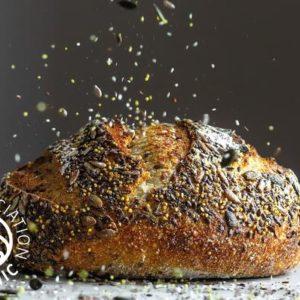 Organic Ancient Grains Sourdough